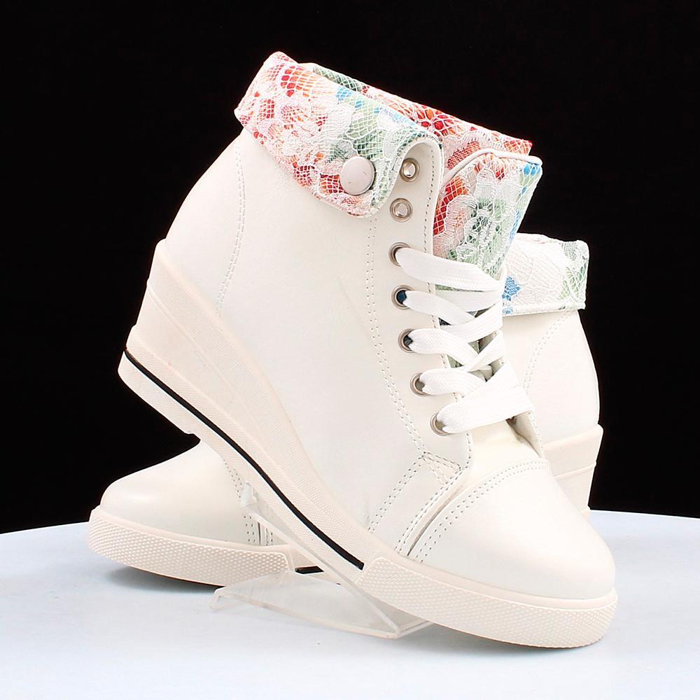 0549faceb025f3 Купити жіночі снікерс Desun (40592) в інтернет-магазині взуття ShoesSALE