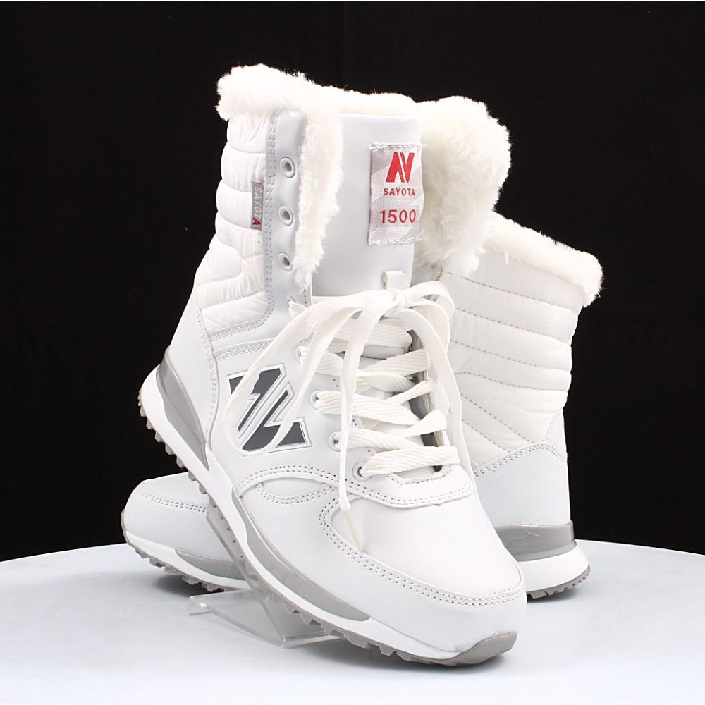 белые зимние кроссовки женские купить