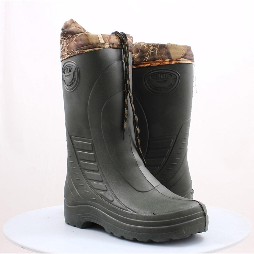 Купити чоловічі гумові чоботи Krok (41063) в інтернет-магазині ... 8cd6b1e5a067d