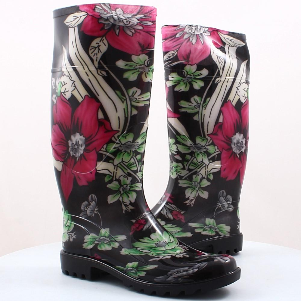 Купити жіночі гумові чоботи Dual (44132) в інтернет-магазині взуття ... b6ace9b47d22c