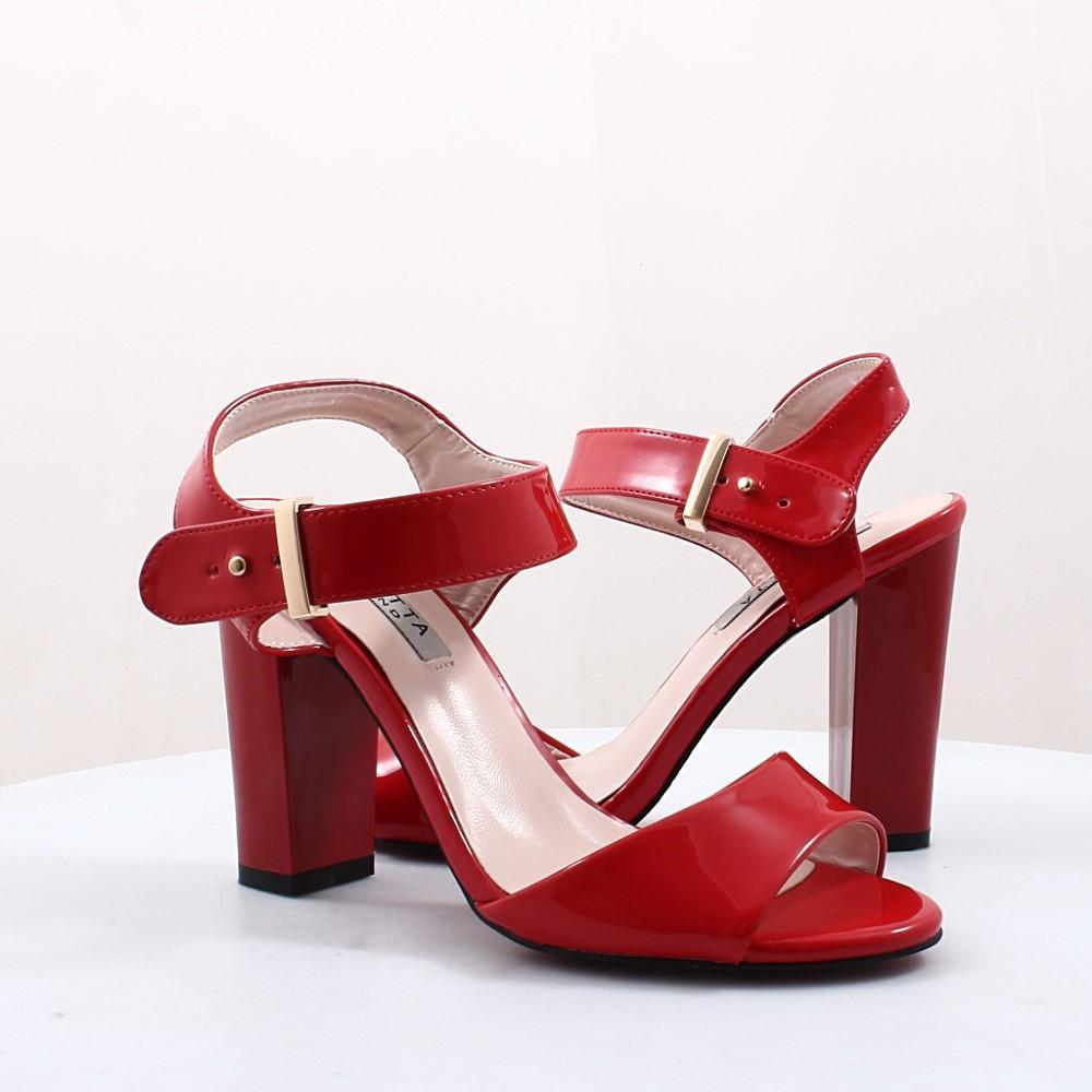Купити жіночі босоніжки LORETTA (46490) в інтернет-магазині взуття ... dd79920a92818