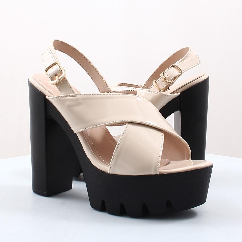 Купити жіночі босоніжки Gukker (46524) в інтернет-магазині взуття ... 45d06e8379fb4