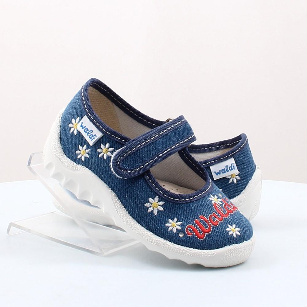 22268acbbfdeab Купити дитячі Туфлі Waldi (46721) в інтернет-магазині взуття ShoesSALE