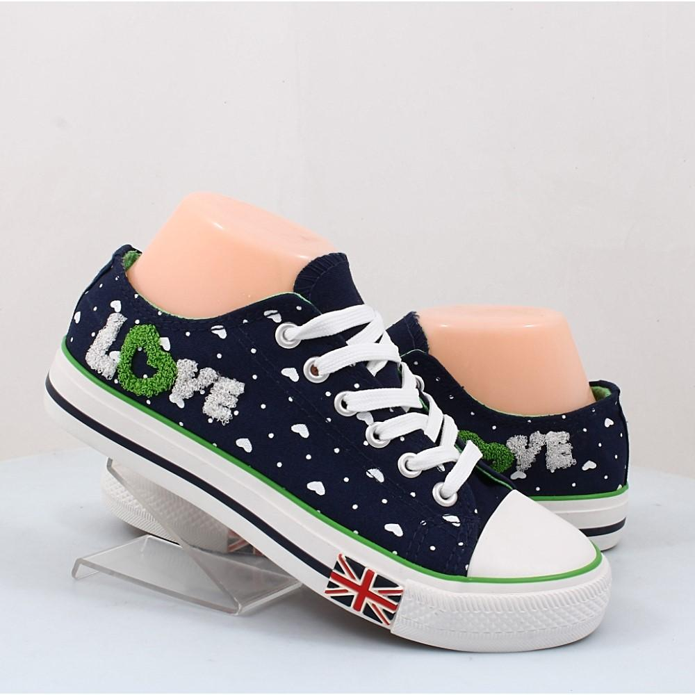 339a577911aa93 Купити жіночі кеди Lion (47646) в інтернет-магазині взуття ShoesSALE