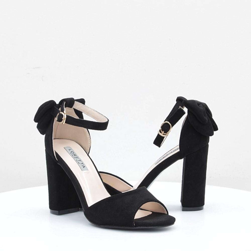 Купити жіночі босоніжки LORETTA (52439) в інтернет-магазині взуття ... 22a9b7a5e970d