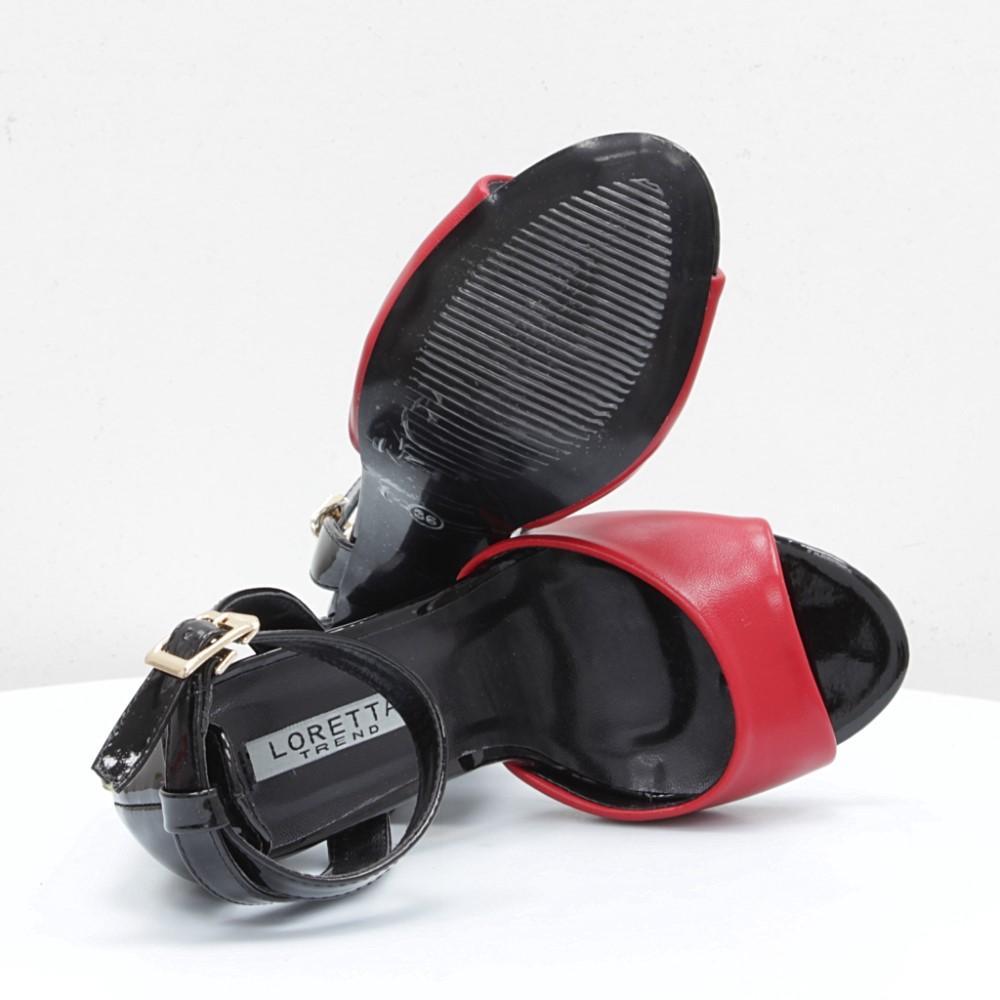 Купити жіночі босоніжки LORETTA (52442) в інтернет-магазині взуття ... 8de09c503ce4b